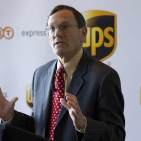 TNT Express'in UPS'e DevrineRed