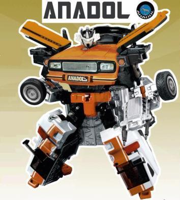 anadol robot
