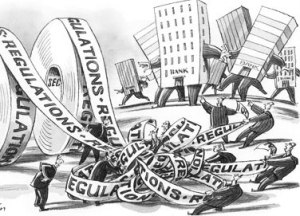 Complexity of regulation