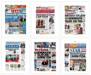 paralel gazeteler
