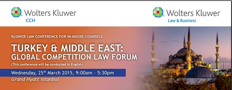 İstanbul, Uluslararası Rekabet Hukuku Zirvesi'niağırlıyor!