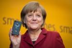 Merkel photo
