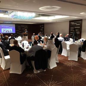 Av. Şahin Ardıyok, Riyad'da gerçekleşen rekabet hukuku etkinliğindekonuştu
