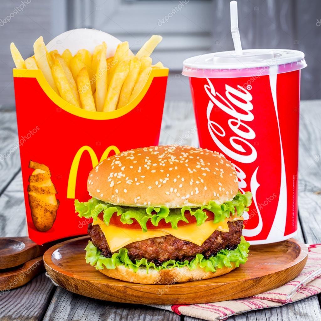 McDonald's bu kez lezzetleriyle değil, rekabet davasıylagündemde
